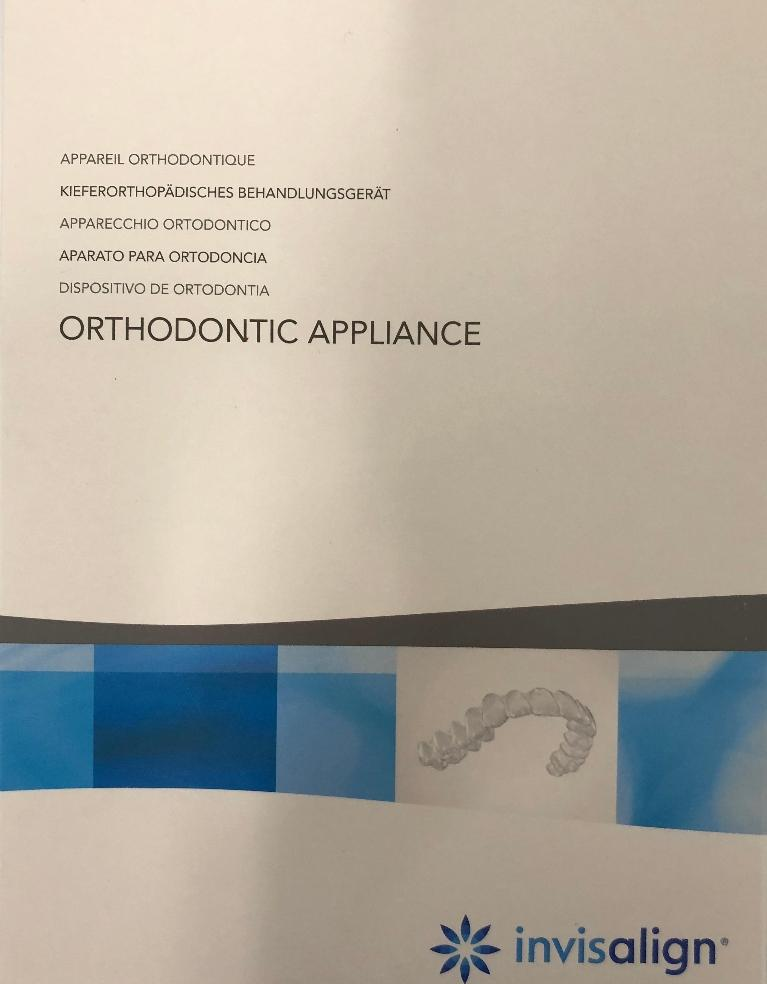 Invisalign | clear braces | greenwich village ny